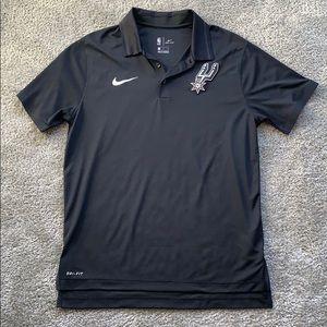 Nike Dri-Fit San Antonio Spurs Polo